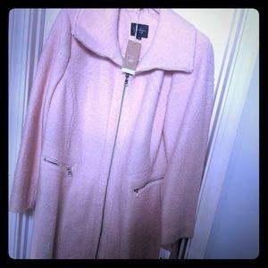 Jessica Simpson 1x wool blend dress coat